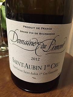 Dom. du Pimont Saint Aubin 1er Cru(ドメーヌ・デュ・ピモン サン・トーバン プルミエ・クリュ)