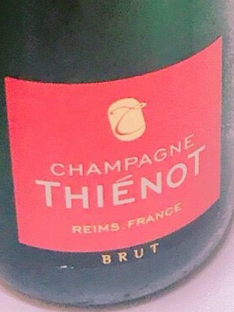Thiénot Brut(ティエノ ブリュット)