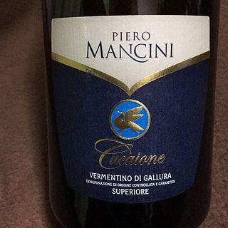 Piero Mancini Cucaione Vermentino di Gallura(ピエロ・マンチーニ クッカイオーネ ヴェルメンティーノ・ディ・ガッルーラ)