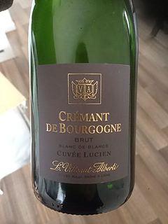L. Vitteaut Alberti Crémant de Bourgogne Brut Cuvée Lucien