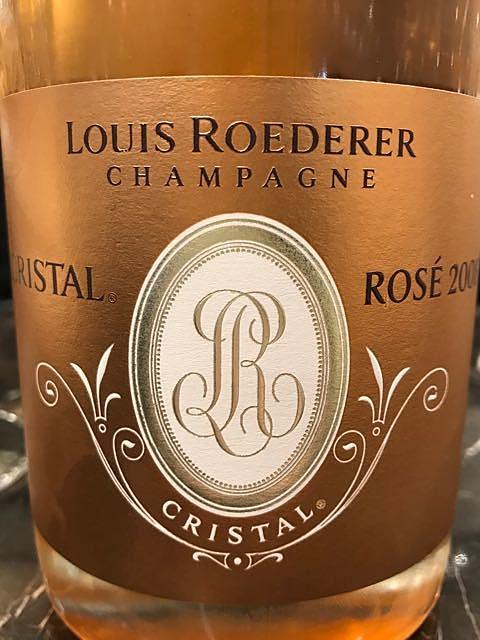 Louis Roederer Cristal Brut Rosé