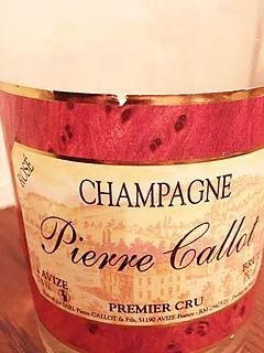 Pierre Callot Avize 1er Cru Brut Rosé(ピエール・カロ アヴィズ プルミエ・クリュ ブリュット ロゼ)