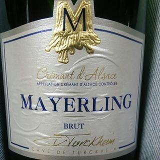 Mayerling Cremant d'Alsace Brut