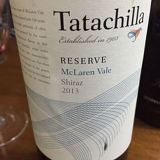Tatachilla Reserve Shiraz