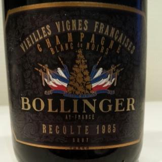 Bollinger Vieilles Vignes Françaises Blanc de Noirs