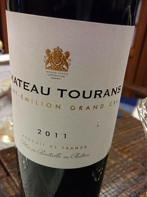 Ch. Tourans(シャトー・トゥラン)