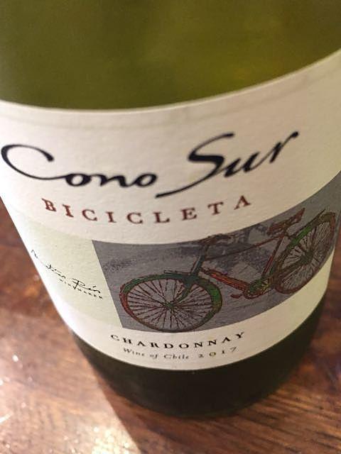 Cono Sur Bicicleta Chardonnay(コノ・スル ビシクレタ シャルドネ)