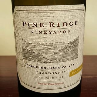 Pine Ridge Vineyards Chardonnay Dijon Clones(パイン・リッジ・ヴィンヤーズ シャルドネ ディジョン・クローン)