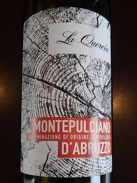 La Quercia Montepulciano d'Abruzzo (Ca.vi.ben.)(ラ・クエルチア モンテプルチャーノ・ダブルッツォ)