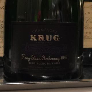 Krug Clos d'Ambonnay(クリュッグ クロ・ダンボネ)