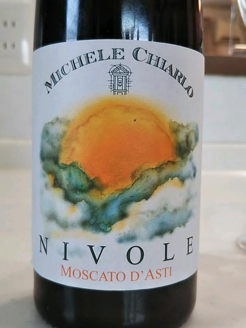 Michele Chiarlo Moscato d'Asti Nivole(ミケーレ・キャルロ モスカート・ダスティ ニヴォレ)