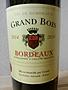 Grand Bois Bordeaux(2014)
