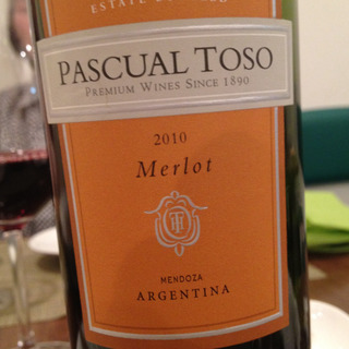 Pascual Toso Merlot