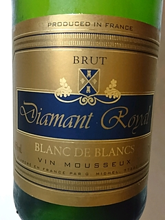 Diamant Royal Brut Blanc de Blancs