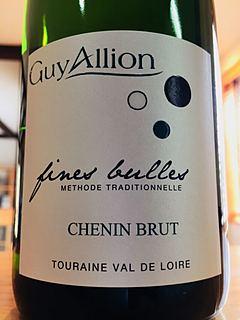 Guy Allion Methode Traditionnelle Brut Chenin(ギー・アリオン メソッド・トラディショネル ブリュット シュナン)