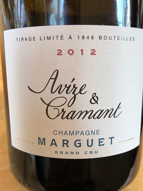 Champagne Marguet Avize & Cramant
