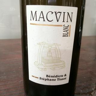 Bénédicte & Stéphane Tissot Macvin Blanc