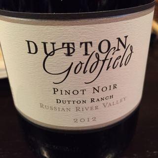 Dutton Goldfield Dutton Ranch Pinot Noir