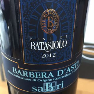Beni di Batasiolo Barbera d'Asti Sabri