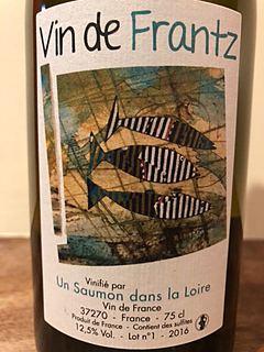 Vin de Frantz Blanc 2016(ヴァン・ド・フランツ ブラン)