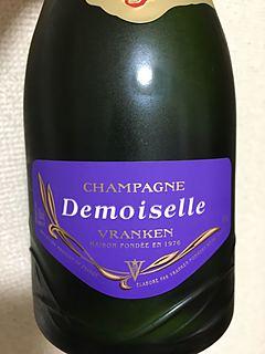 Vranken Demoiselle Brut Grande Cuvée