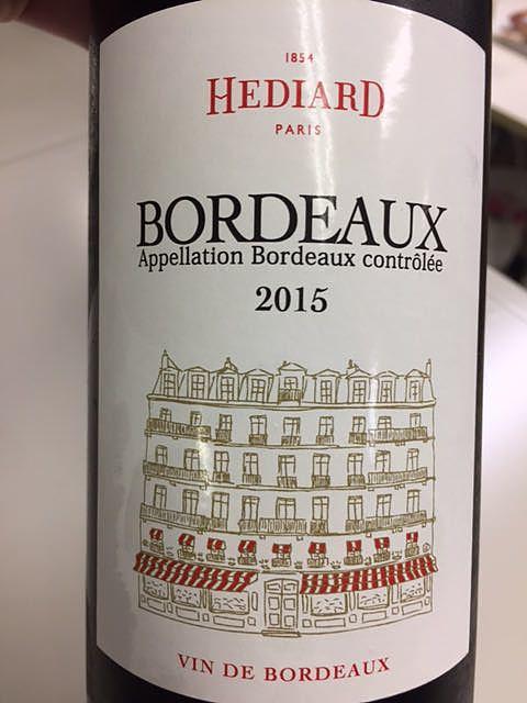 Hediard Bordeaux(エディアール ボルドー)