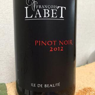 François Labet Pinot Noir(フランソワ・ラベ ピノ・ノワール)