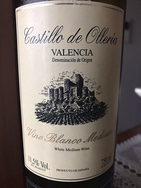Castillo de Olleria Blanco Medium