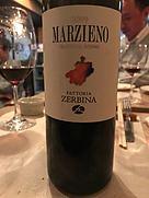 ファットリア・ゼルビーナ マルツィエノ(2009)