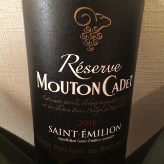 Mouton Cadet Réserve Saint Emilion