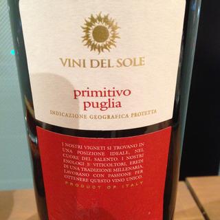 Feudi di San Marzano Vini del Sole Primitivo