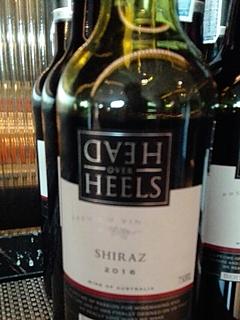 Head Over Heels Shiraz