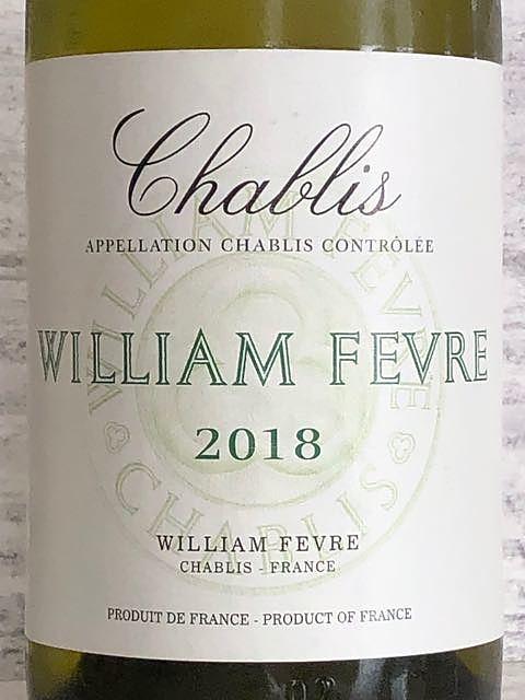 William Fèvre Chablis(ウィリアム・フェーブル シャブリ)