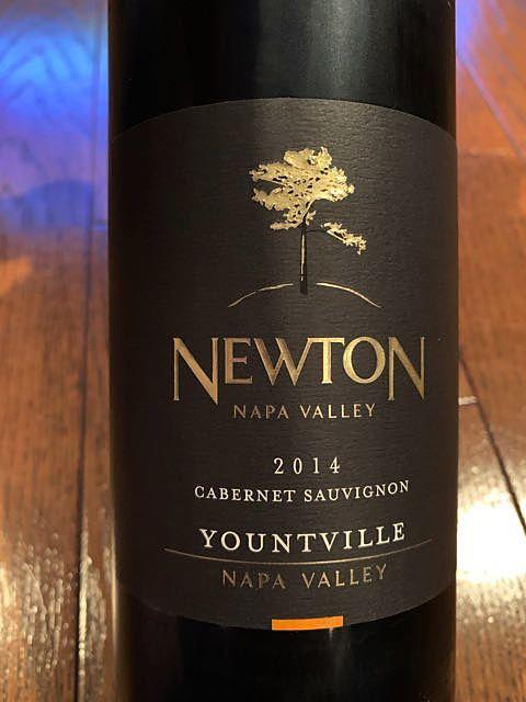 Newton Yountville Cabernet Sauvignon