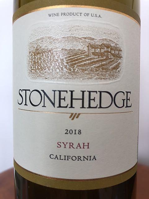 Stonehedge Syrah