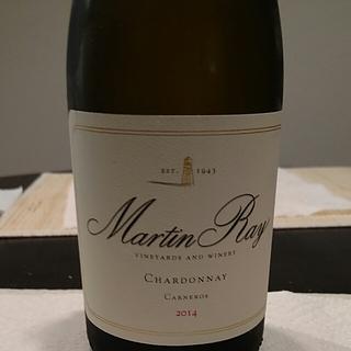 Martin Ray Chardonnay Carneros(マーティン・レイ シャルドネ カーネロス)