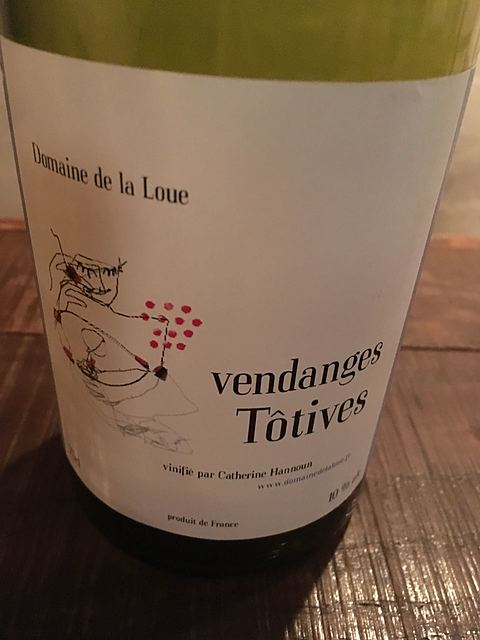 Dom. de la Loue Vendanges Totives
