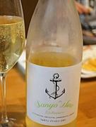 Sanyo Wine Delaware Pétillant 上澄みバージョン