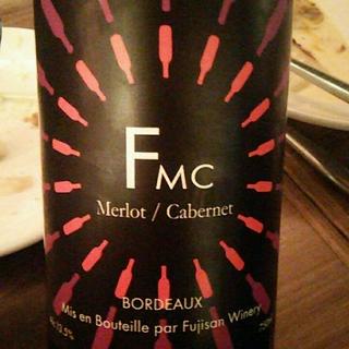 FMC Fujisan Winery Merlot Cabernet