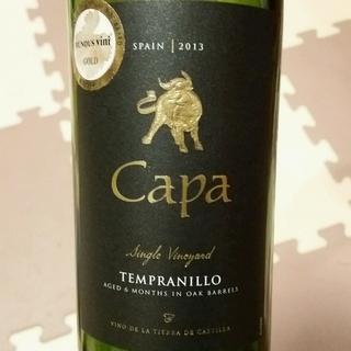 Capa Single Vineyard Tempranillo