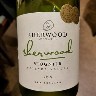 Sherwood Estate Viognier