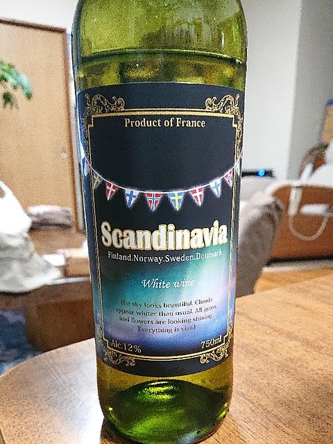 Scandinavia White Wine(スカンジナビア ホワイト・ワイン)