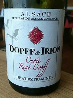 Dopff & Irion Gewürztraminer Cuvée René Dopff