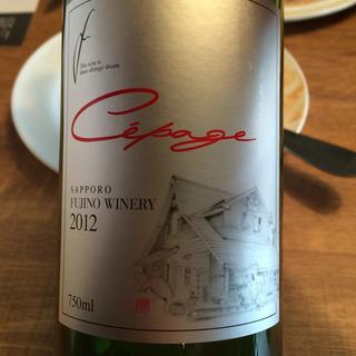 Sapporo Fujino Winery Cépage エルクの森 2012