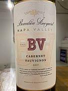 ボーリュー・ヴィンヤード BV ナパヴァレー カベルネ・ソーヴィニヨン