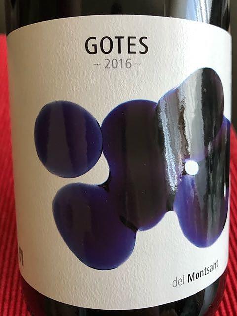 Gotes del Montsant(ゴテス・デル・モンサン)