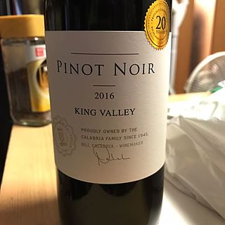 Calabria Family King Valley Pinot Noir(カラブリア・ファミリー キング・ヴァレー ピノ・ノワール)