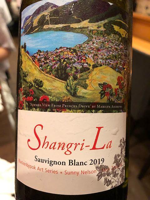 Shangri La Sauvignon Blanc