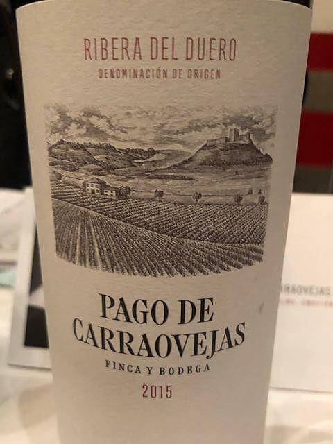 Pago de Carraovejas 2015(パゴ・デ・カラオベハス)