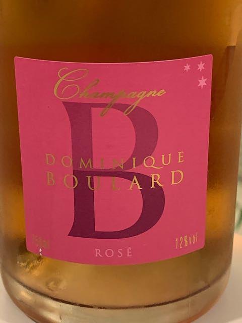 Dominique Boulard Rosé de Macération(ドミニク・ブラール ロゼ・ド・マセラシオン)